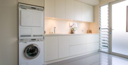 building the perfect laundry